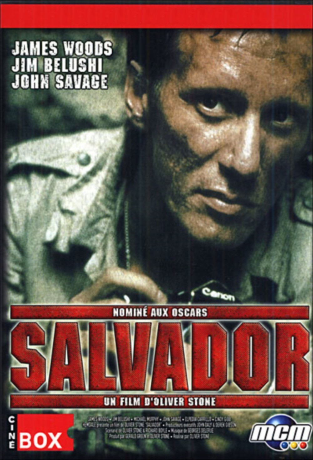 REVIEW - Salvador by Oliver Stone - Columbia Journal